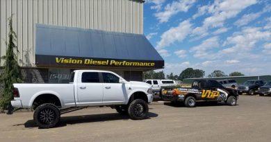 Vision Diesel Performance, Aurora, Oregon