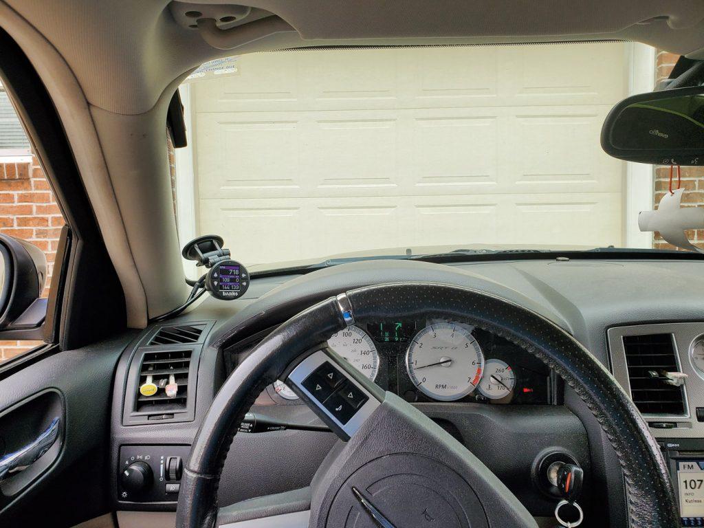 Dustin Brannen - 2007 Chrysler 300 SRT8