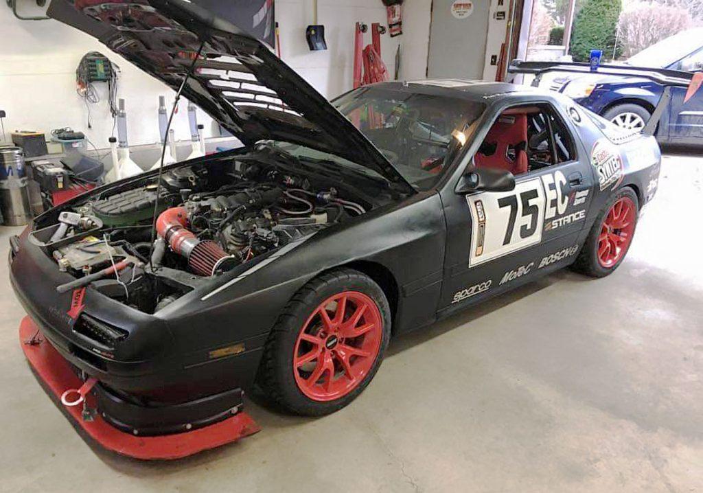 Kyle McWeeny -RX7 Racecar