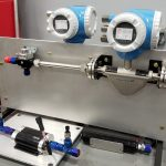 Dyno Cell Fuel Flow Meter Assembly