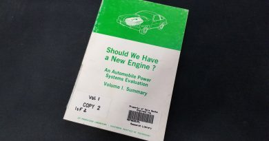 1973 thru 1975 Interest in Diesel Begins