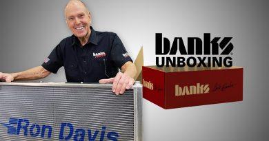 Unboxing a Ron Davis Racing Radiator