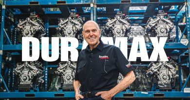 Unstoppable DMAX Plant Builds 374 Engines for Banks
