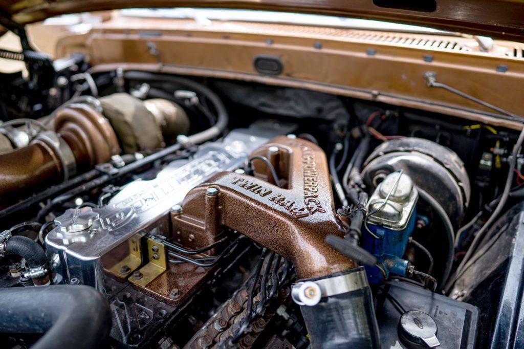 "1972 Ford F-150 ""Fummins"" Banks Twin Ram"