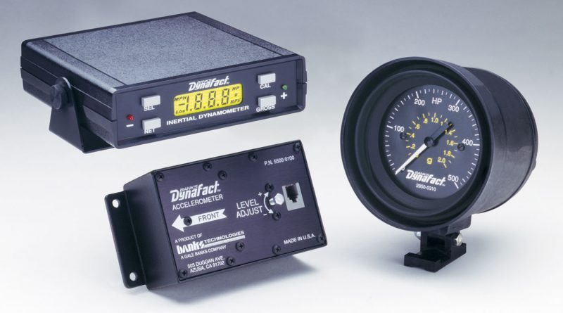 1989 Banks Introduces DynaFact Onboard Dynamometer