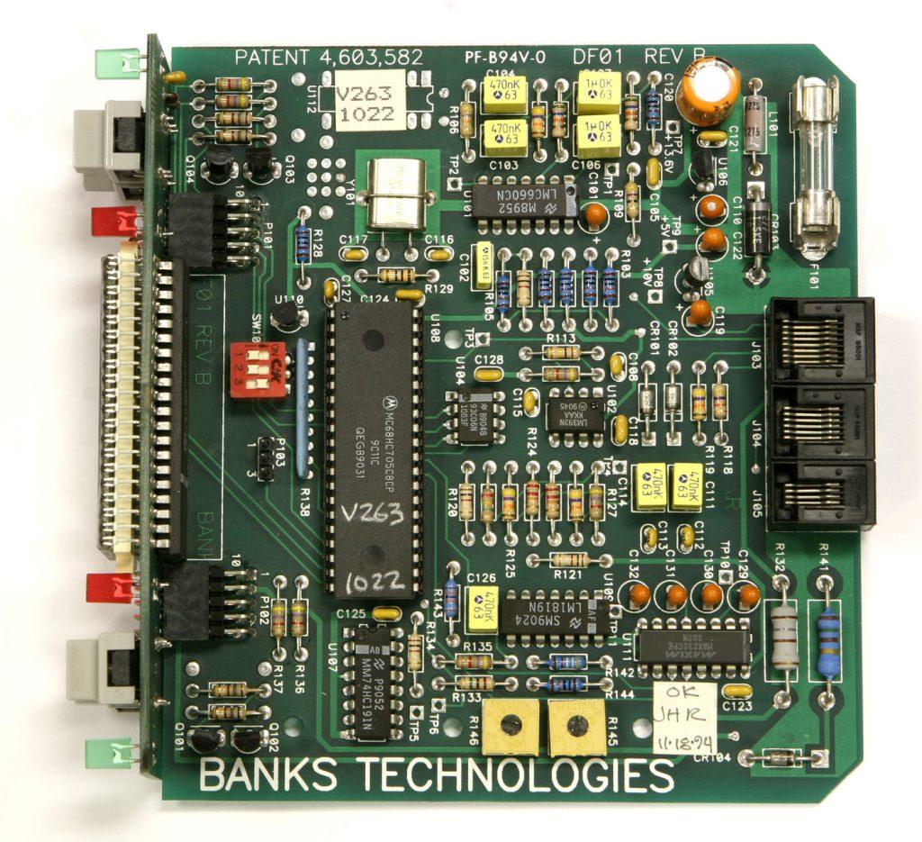 1989 Banks DynaFact Board