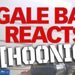 Gale reacts to Hoonigan video