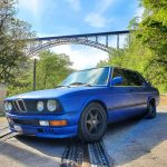 Christopher Rollins - 1988 BMW 535IS