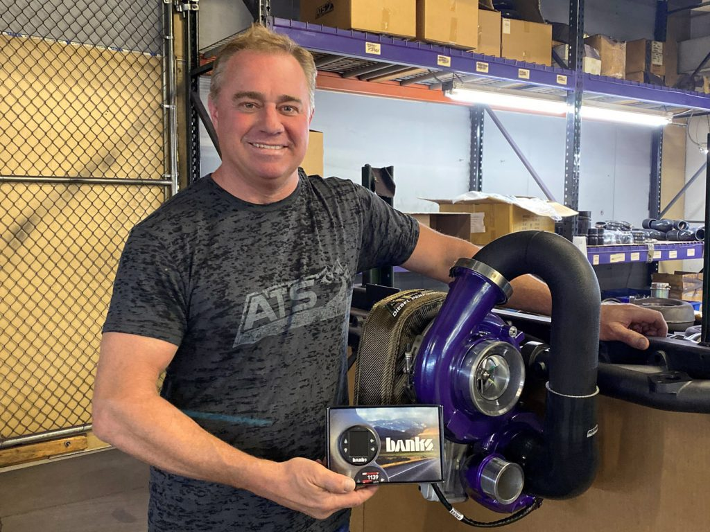iDash on the Road - Clint Cannon: Owner,ATS Diesel