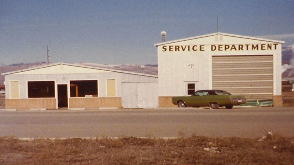 Gomer's Diesel Inc. 1970s