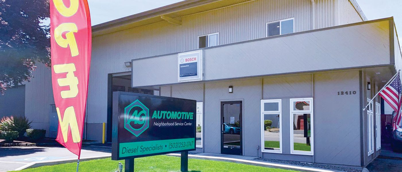 AG Automotive Repair