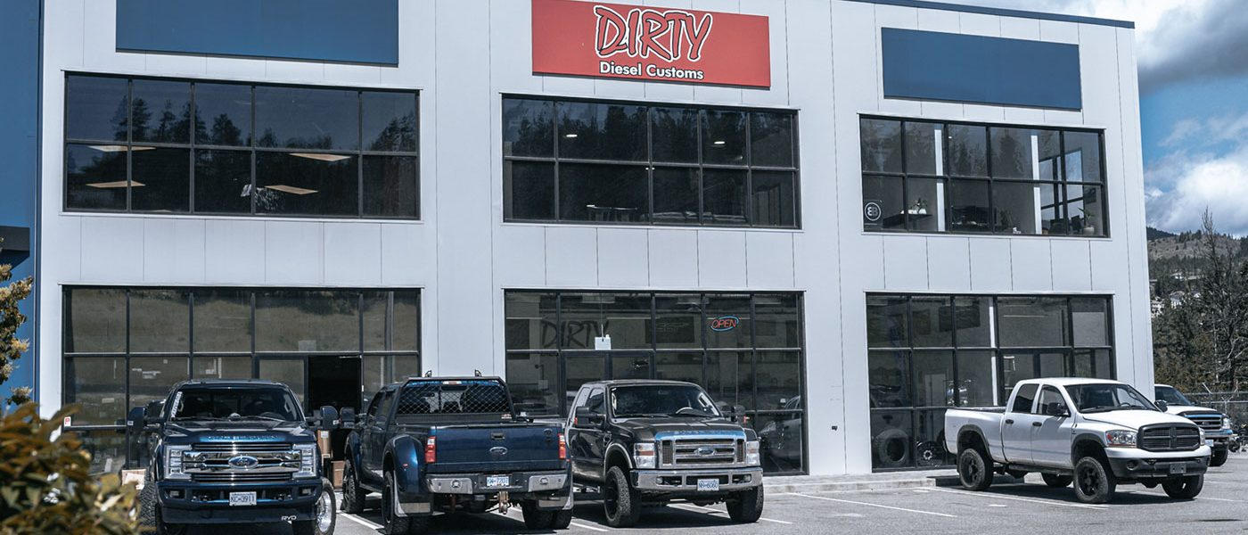 Dirty Diesel Customs, West Kelowna, Canada