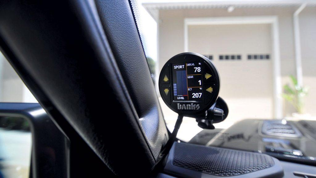 2020 Jeep Wrangler EcoDiesel iDash