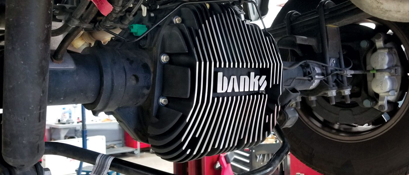 Banks Diff Cover for Sterling Fitting