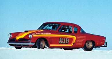 2012 Ridler-Winning '55 Thunderbird