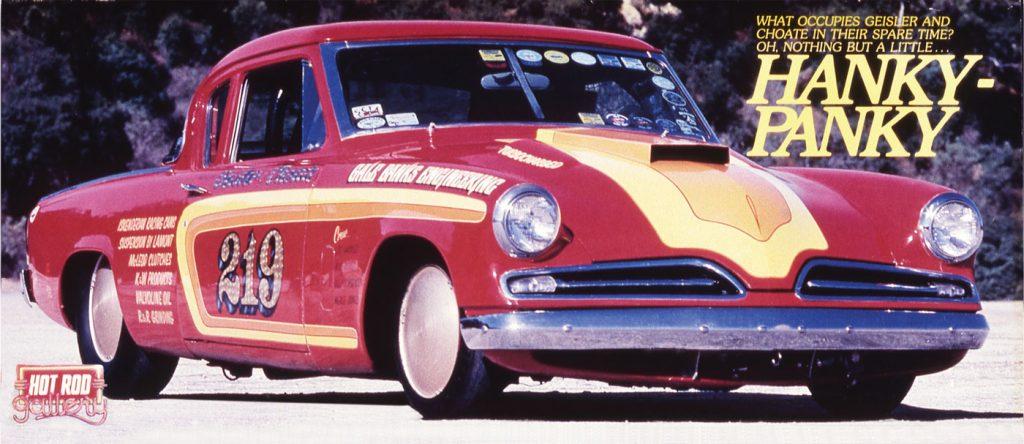 Geisler-Banks 1953 Studebaker Hanky Panky