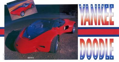 Wheels Magazine April 1991