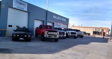 Haller's Repair