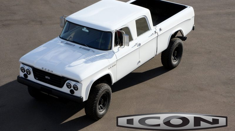 2012 Banks Powers ICON-ic Truck