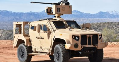 Belgian Military Orders JLTVs