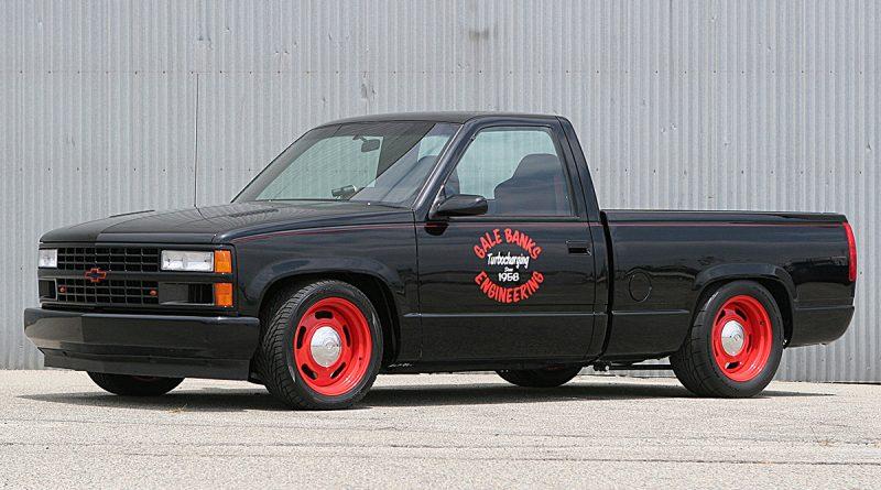 Banks Rat Rod Shop Truck