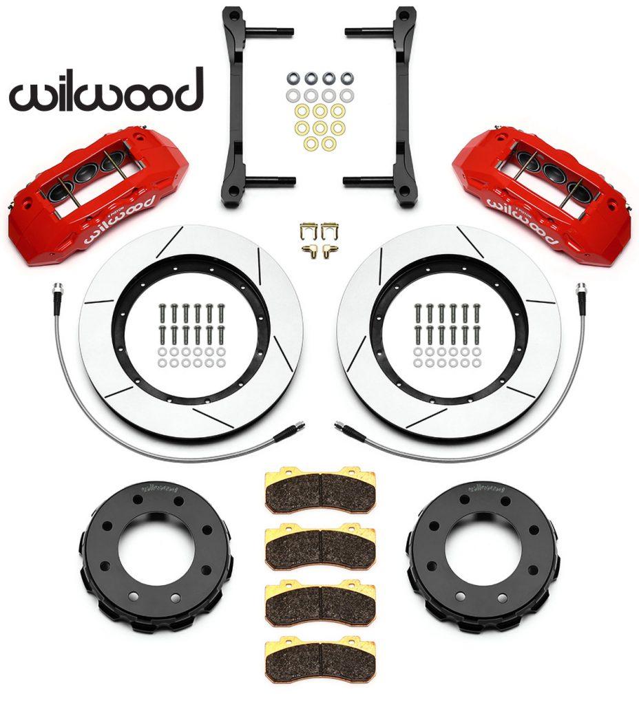 Wilwood TX6R Big Brake Truck Brake Kit