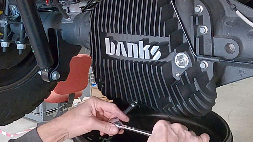 Dana M275 Diff Cover drain plug