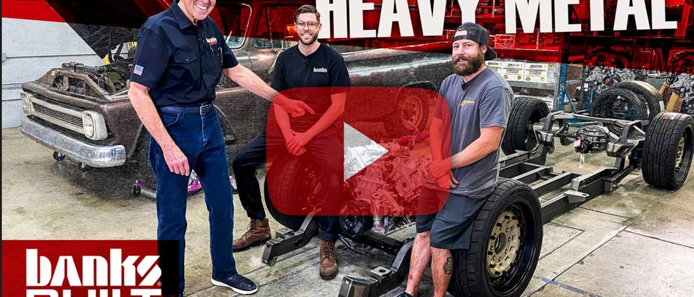 Designing the Perfect Engine Bay | BANKS BUILT Ep 18