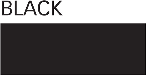 Style Guide black