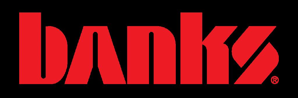 Banks logo color variation red