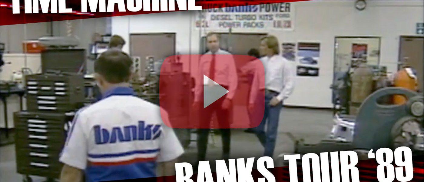 Banks Tour '89