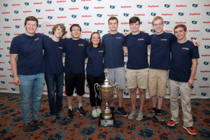 University of Virginia cybersecurity team