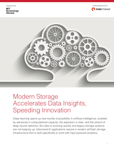 data storage analytics