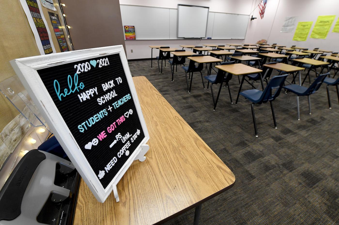 Cyberattacks against K-12 schools rose 18% in 2020, report finds | EdScoop