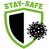Stay Safe antimicrobial shield