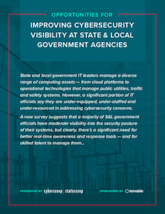 StateScoop and CyberScoop cybersecurity visibility
