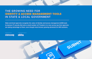 StateScoop report on IAM tools for state and local government