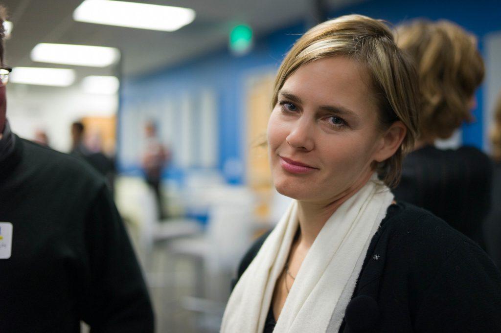 Code for America Founder Jennifer Pahlka