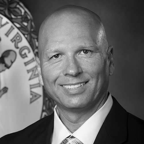 Carlos Rivero, chief data officer of Virginia