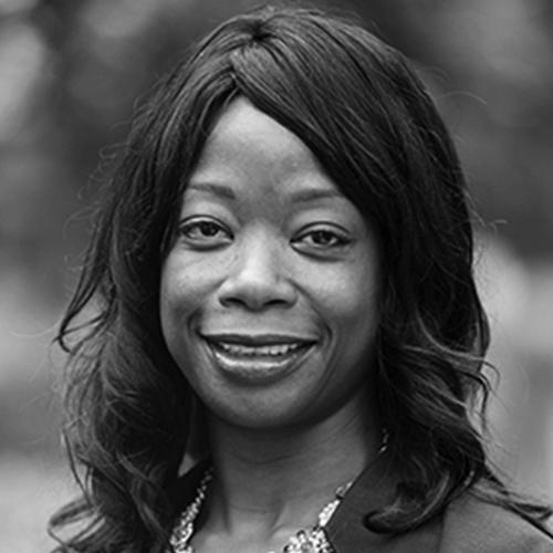 Maria Thompson, chief risk officer of North Carolina