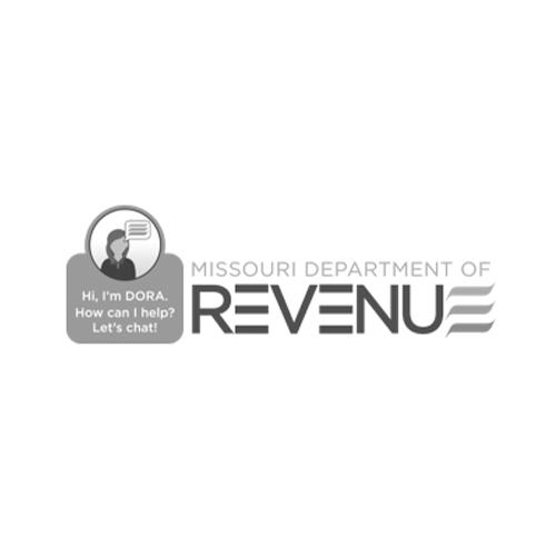 DORA, Missouri Department of Revenue