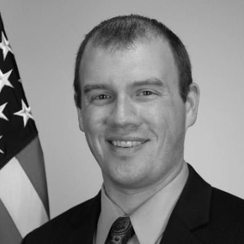 Derek Larson, acting deputy chief security officer, Michigan