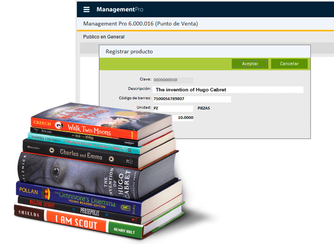 Software para Librerías Descarga Gratis