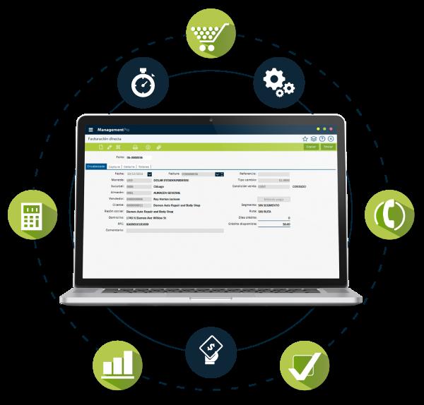Erp Management Pro Soluciones Empresariales Omnicanal