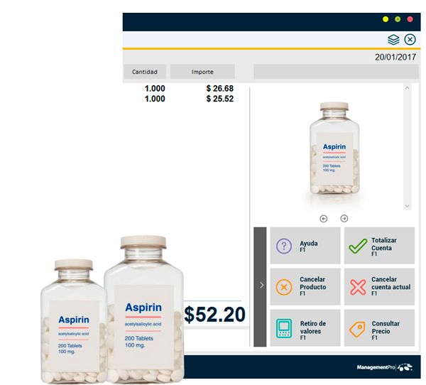 software para farmacias punto de venta