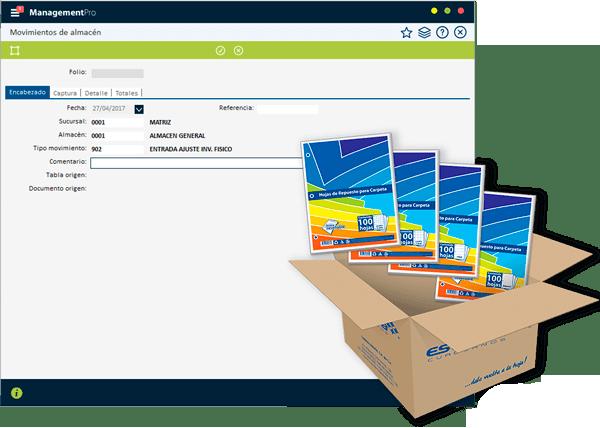 Software de Inventarios para Papelerías