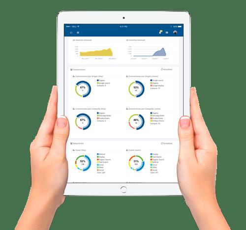 Sistema CRM para ventas