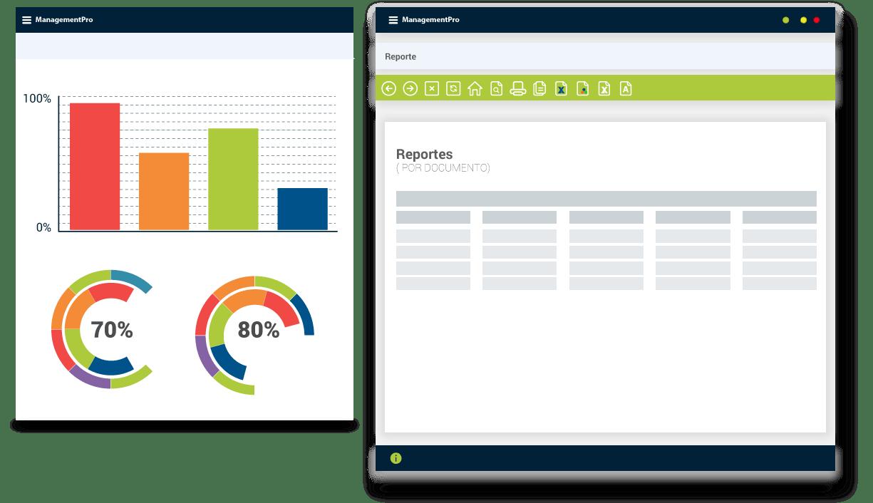 Sistema ERP para Abarrotes reportes