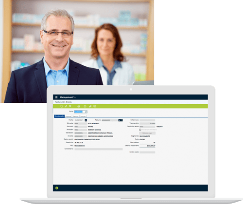 Software para farmacias Ventas