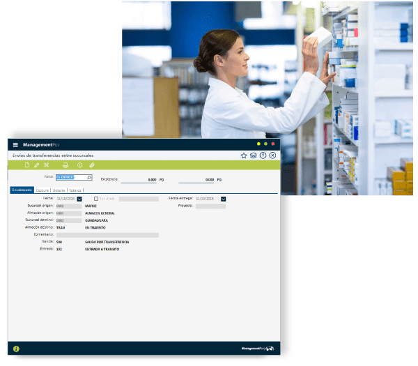 software para farmacias inventarios
